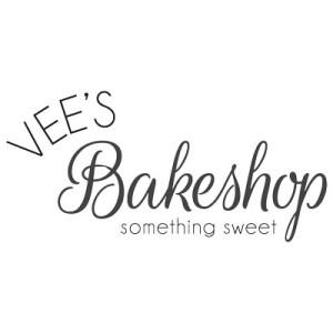 Vee's Bakeshop Logo Design