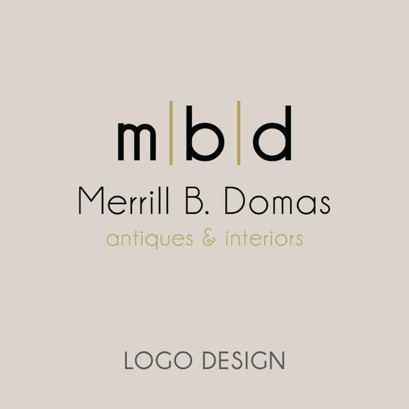 Merill B. Domas   Logo Design