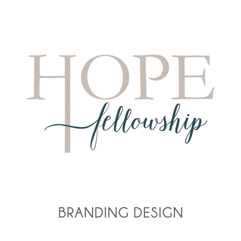 Hope Fellowship   Branding Design