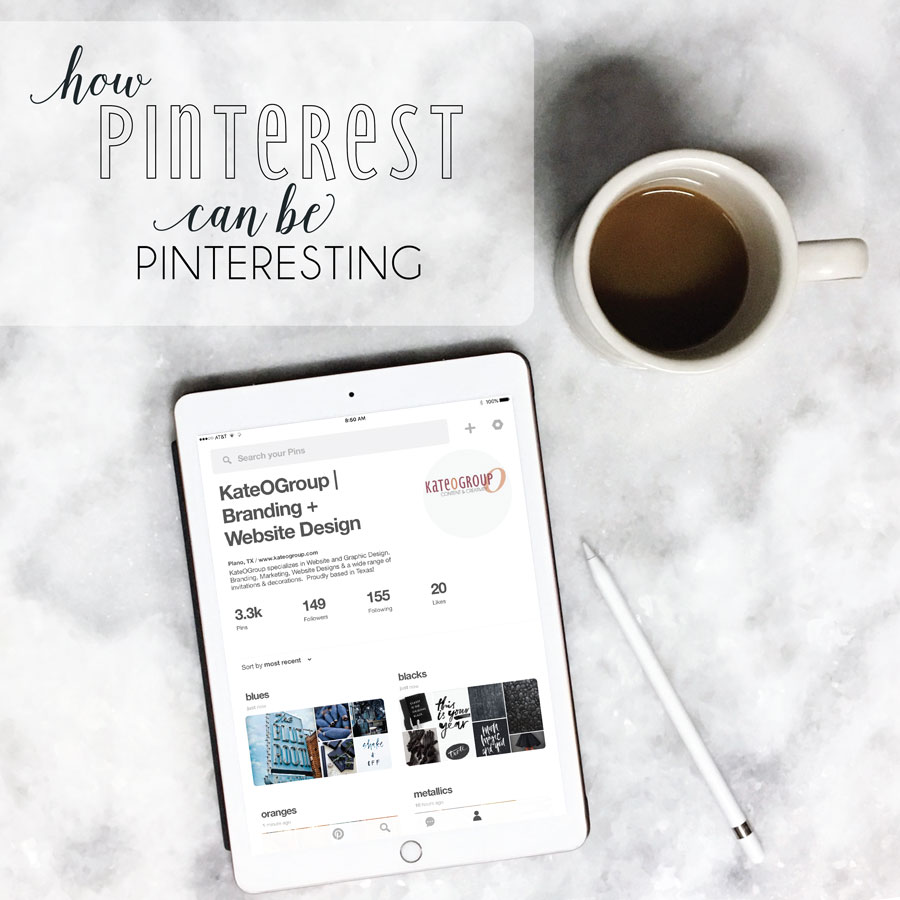 How Pinterest Can Be Pinteresting