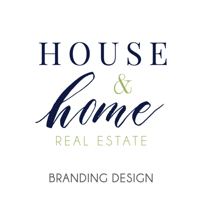 House And Home   Branding Design