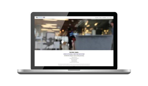 Website Launch: THE OFFICE HUB